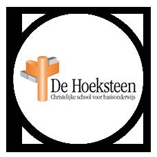 Hoeksteen-logo